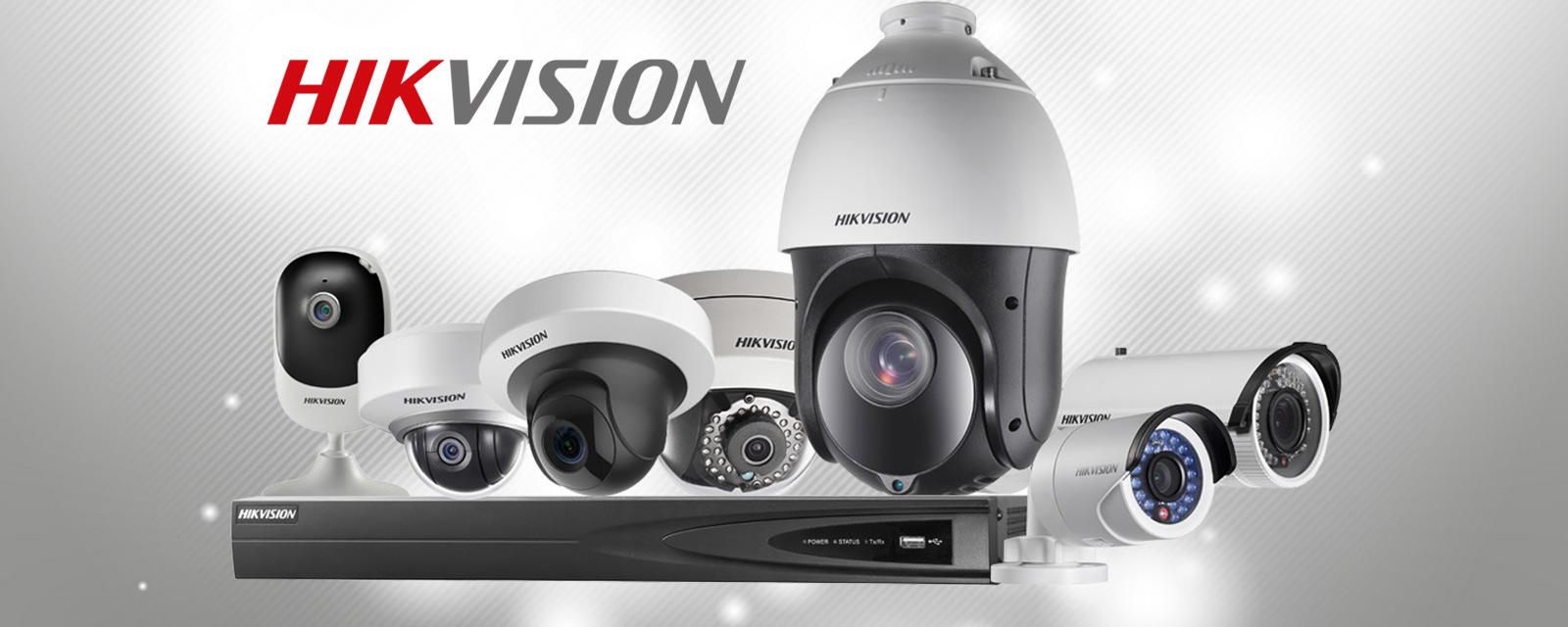 HIKVISION - CFTV